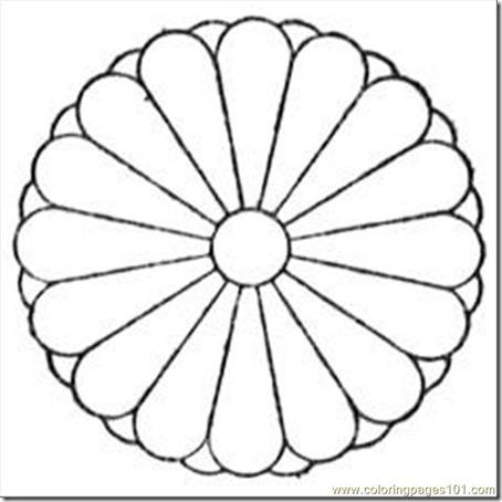 flore sencillas para colorear  (16)