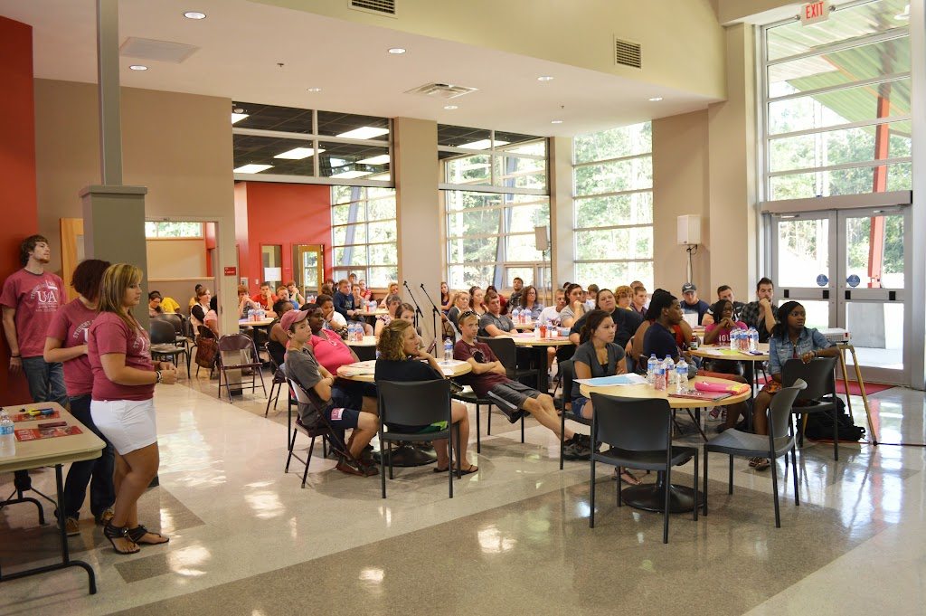 New Student Orientation Texarkana Campus 2013 - DSC_3130.JPG