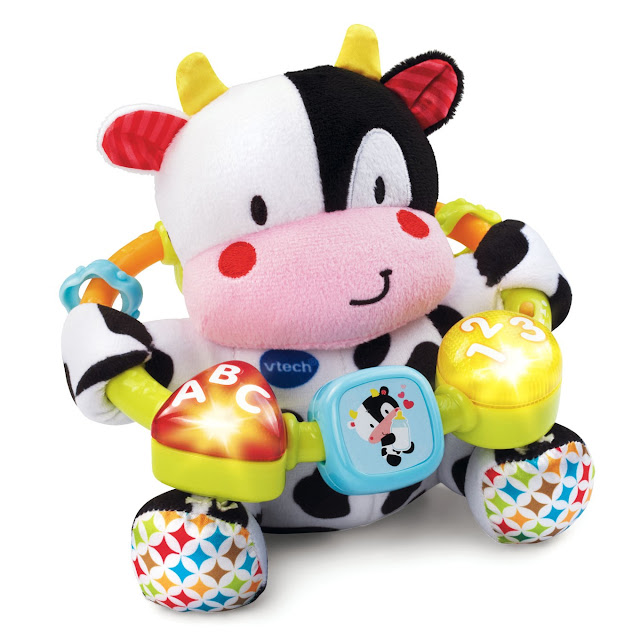 Bò sữa Vtech Little Critters Moosical Beads
