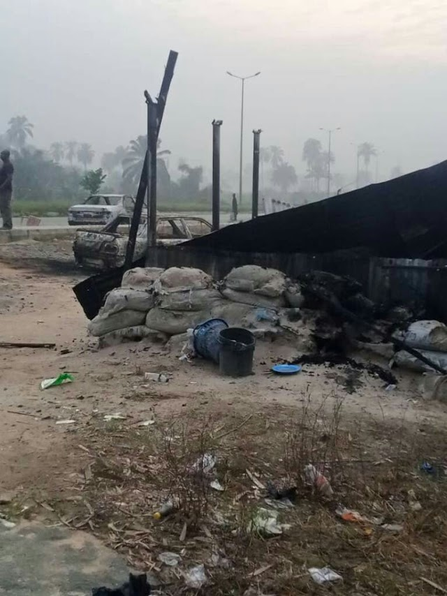Gunmen kill policemen, custom officers and air force officers in Rivers state