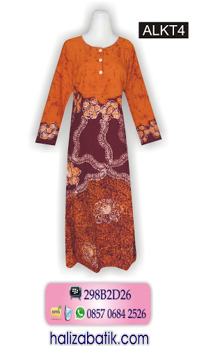 mode batik, busana online, batik pekalongan