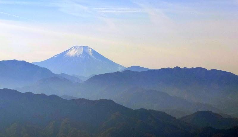Fuji huipulta