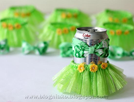 Make Grass Skirt 54