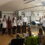Koncert pro předškoláky ZUŠ Na Poplelce 22. května 2015 3. třída Nad Palatou