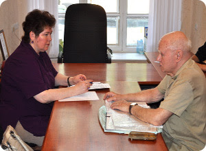 Светлана Рузлева провела прием граждан