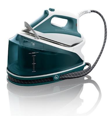Rowenta dg7505 compact steam ferro da stiro con caldaia a for Ferro a vapore con caldaia