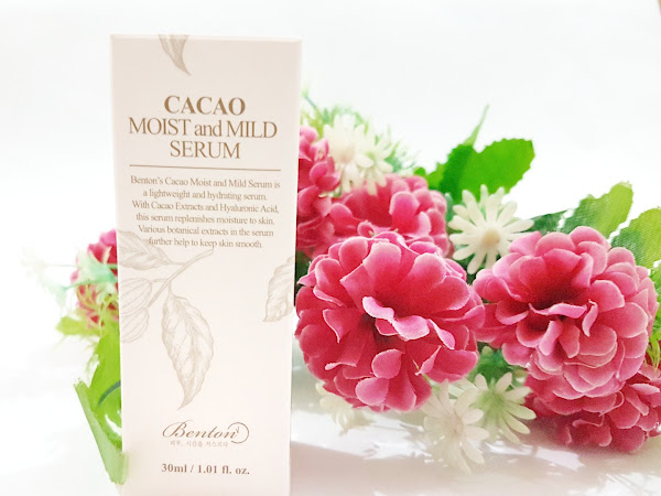 [Review] Benton Cacao Moist and Mild Serum