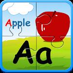 Alphabet puzzles & flash cards Icon