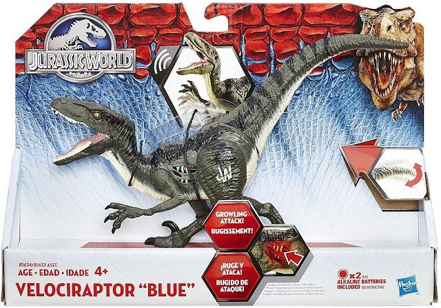 """Sản phẩm Khủng long chim ăn thịt Velociraptor """"Blue"""" chất lượng cao"""