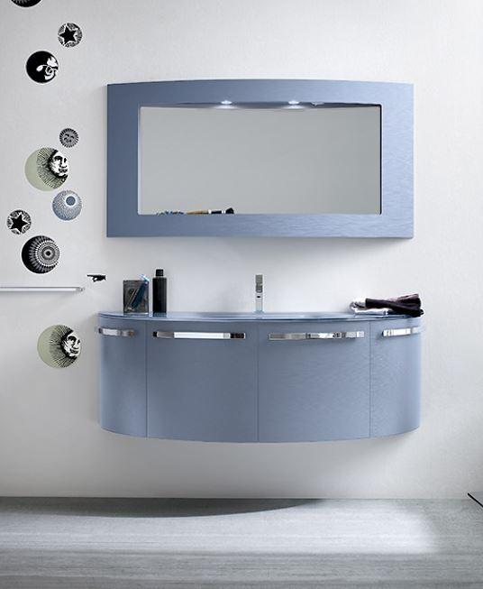 Signorini arredamenti mobili per arredo bagno su misura in - Arredo bagno semplice ...