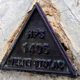 Veliki Stolac, Velebit - Božić 2014.