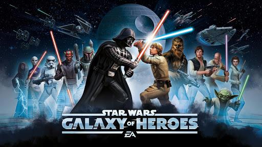 Star Wars: Galaxy of Heroes Imagem do Jogo