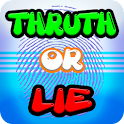Truth or Lie Polygraph (Prank) icon