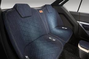 Nissan IDx Freeflow Backseat