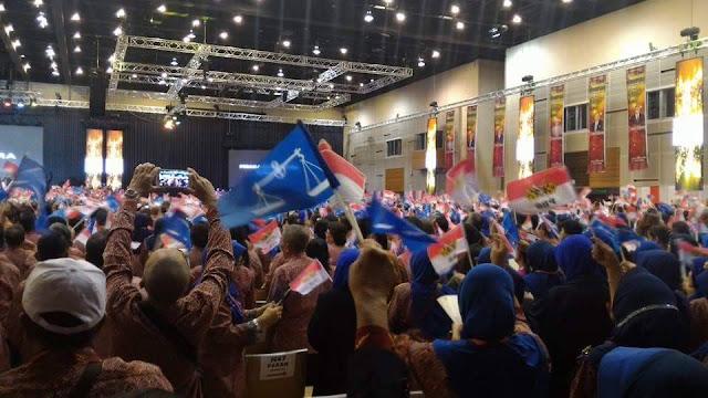 82 Branches Of Parti Bumiputera (PBB) Sarawak Attend PBB Convention