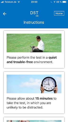 DST - Dementia Screening Test, Alzheimer Test screenshot 6