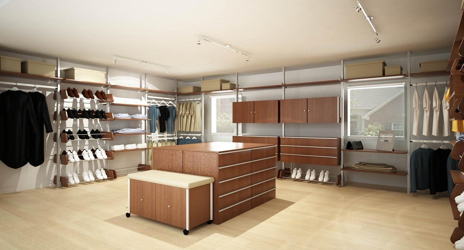 closets de madera   closet vestidor.jpg #8D623E 1600x864 Banheiro Closet Fotos