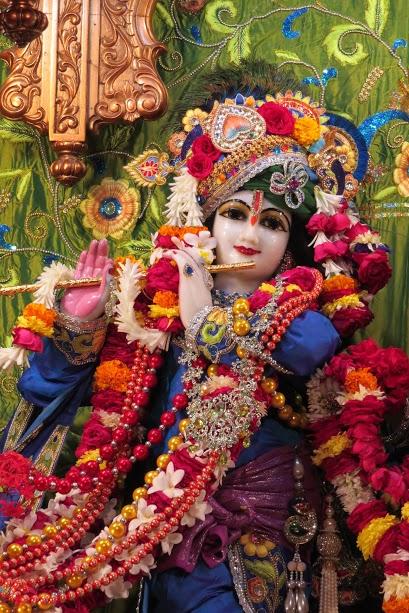 ISKCON Vallabh vidhyanagar Deity Darshan 10 jan 2017 (4)