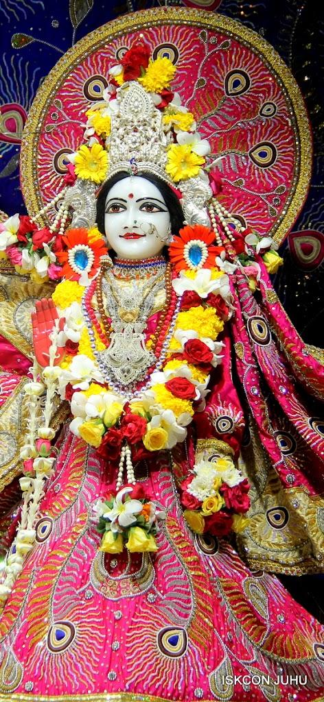 ISKCON Juhu Sringar Deity Darshan on 27th April 2016 (34)