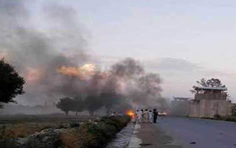 फिर बम विस्फोटों से दहला काबुल एयरपोर्ट का ख्वाजा बुग्रा इलाका