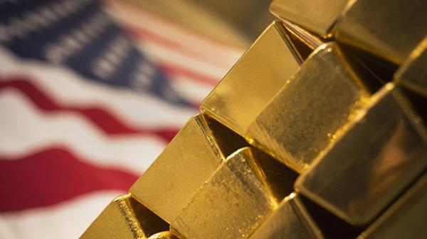 USA gold reserve