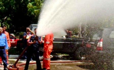 terkait tik longsor dan kebakaran hutan di wilayah Ngawi