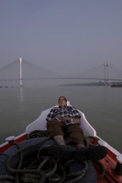 हुबली में अमिताभ को याद आई 'टाइटैनिक'