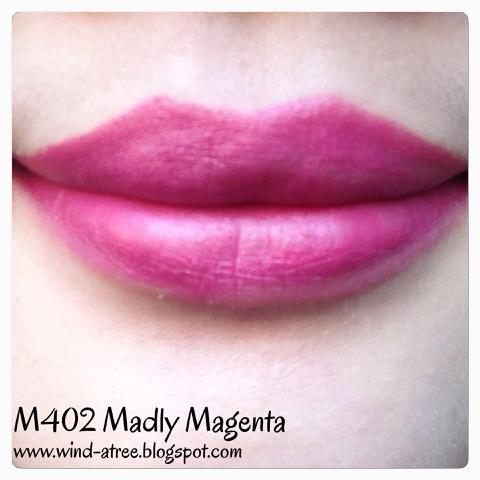 Maybelline Color Show Matte Lipstick Madly Magenta