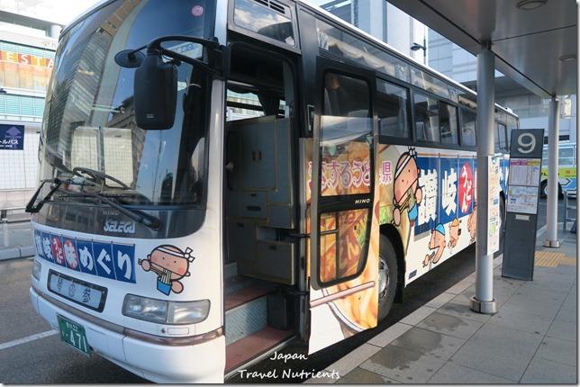 高松 烏龍麵巴士 觀光行程 (2)
