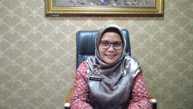Feri Mulyani Hamid: Alhamdulillah Trend Terkonfirmasi Positif Covid-19 Menurun
