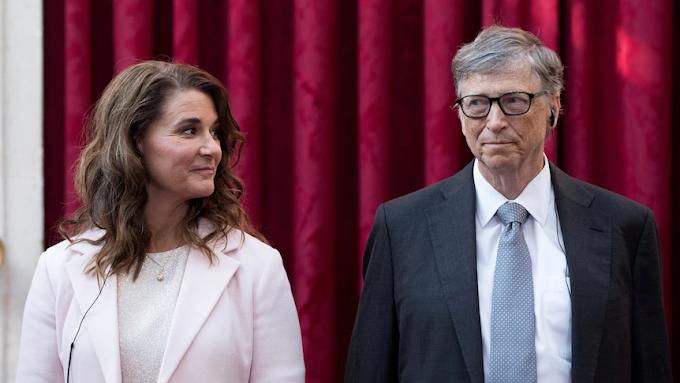 Microsoft Boss Bill Gates And Melinda File For Divorce; Begins Assets Sharing