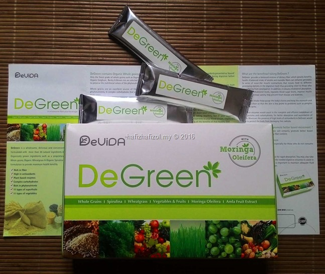 produk DeGreen