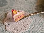 Baby Pink Cake Hair Pin