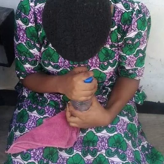Man Rapes Facebook Lover In Lagos Who Turned Out To Be His Niece (pics)