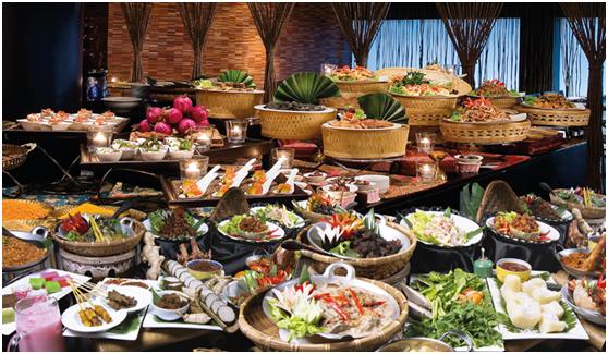 Hotel Maya KL Ramadan buffet