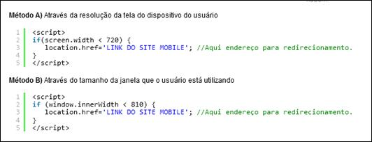 Identificar se o dispositivo do usuário do seu site é móvel (smartphone ou tablet). - Visual Dicas