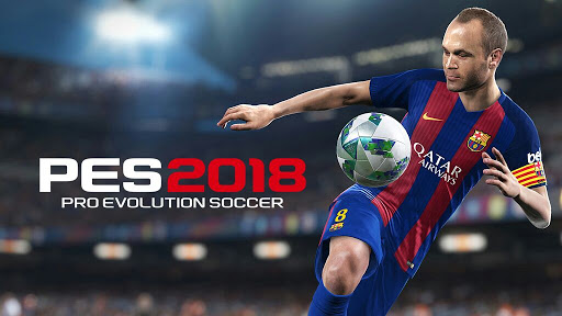 PES 2018 PRO EVOLUTION SOCCER APK OBB DATA