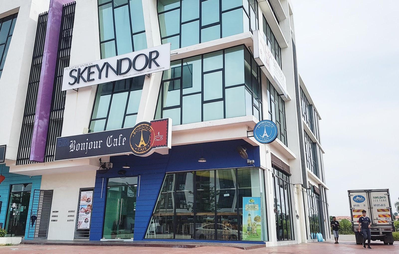 Bonjour Café Setia Alam Shah Alam