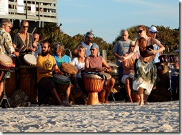 Manatee Lake SP and Drum Circle at Nokomis 062