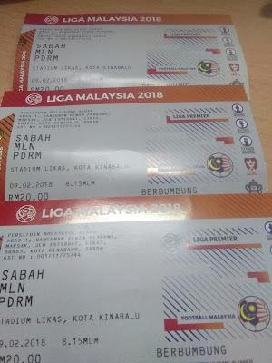 Liga Perdana Malaysia 2018