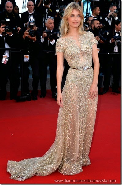 Mélanie Laurent In Zuhair Murad
