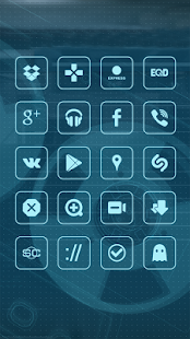 iDroid - Icon Pack Remastered Screenshot