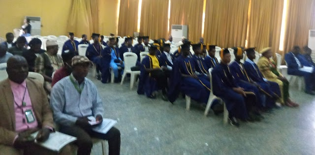 FEDPOFFA  In Affiliation With FUTMINNA Matriculates Second Set Of B.Tech,  B.Eng Students