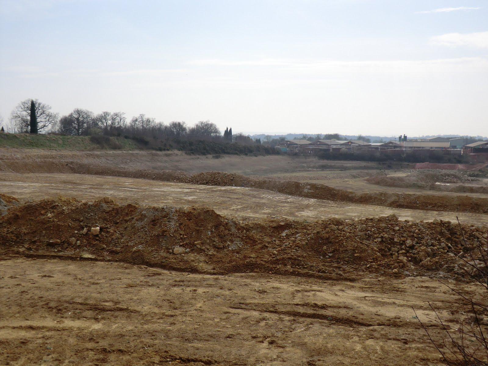 CIMG1932 Freshfield Brickworks and clay pit