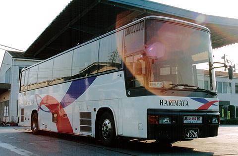 西日本鉄道「はりまや号」初代専用車 4474
