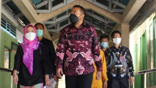 RSUD Achmad Darwis Tambah Ruang Operasi Khusus COVID-19