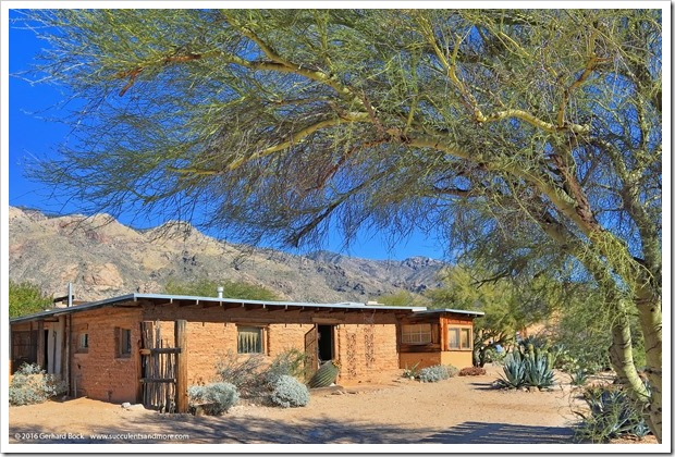 12/30/15: DeGrazia Gallery in the Sun, Tucson, AZ (part 2)