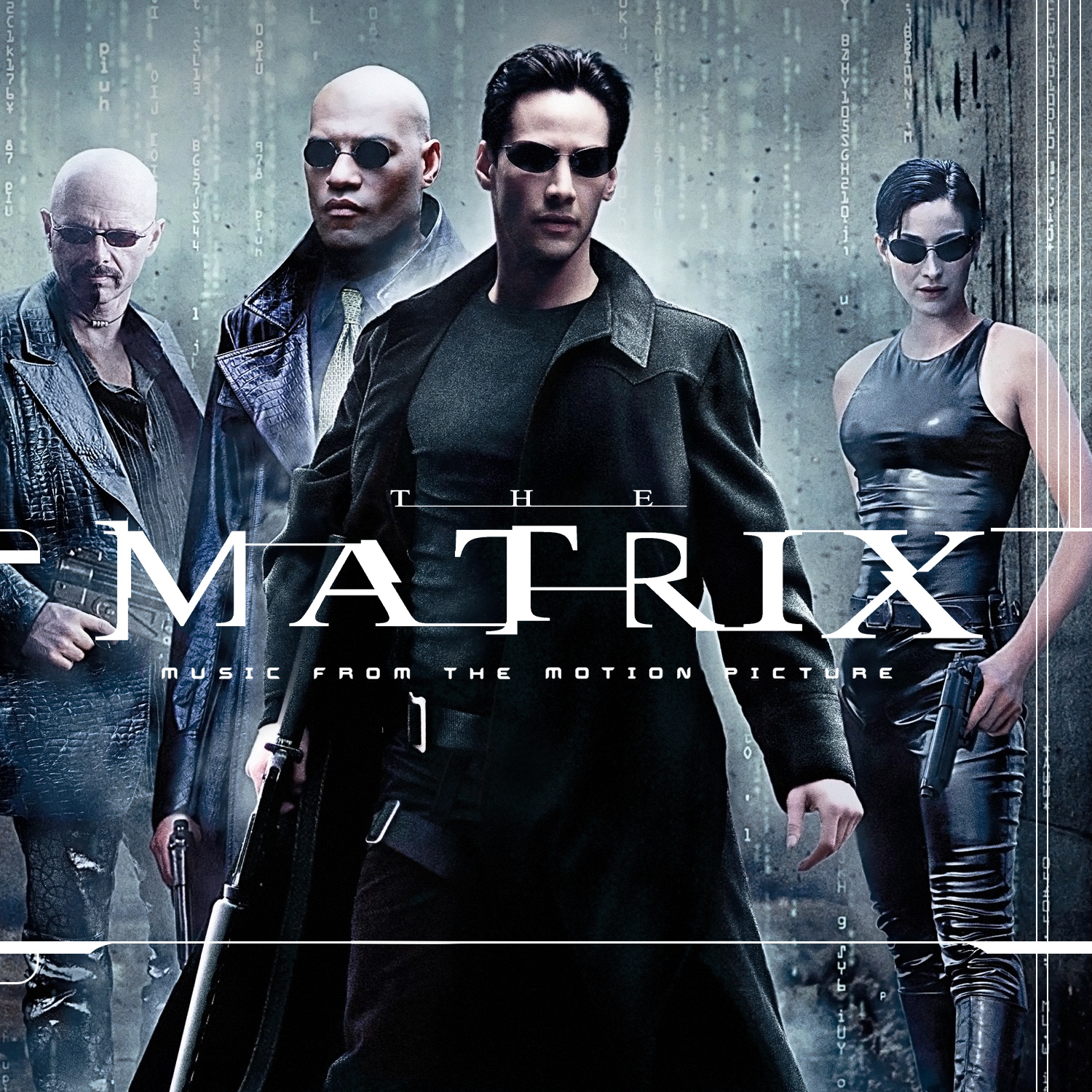 Album Artist: Various Artists / Album Title: The Matrix (Music from the Motion Picture)
