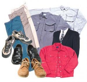 чужая одежда