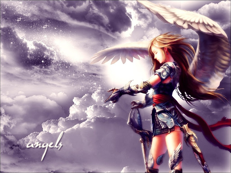 Angel And Magic Wind, Angels 1